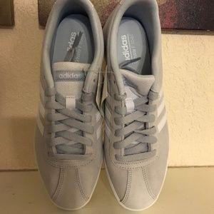 Adidas Courtset Sneakers Aero Blue Nwt